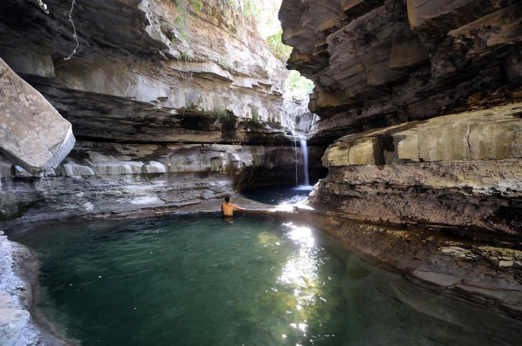 La grotta urlante di Premilcuore