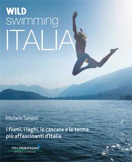 Copertina del libro Wild Swimming Italia